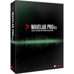 Steinberg WaveLab Pro 9.5 EDU GBDFIES