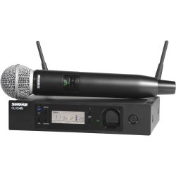 Shure GLXD24R/SM58 Advanced