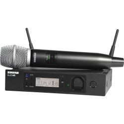 Shure GLXD24R/SM86 Advanced