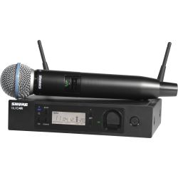 Shure GLXD24R/B58 Advanced
