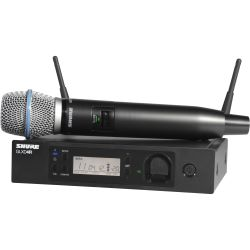 Shure GLXD24R/B87A Advanced