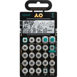 Teenage Engineering PO-35 speak