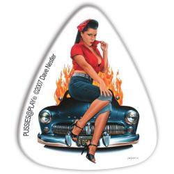 Chicks on Picks Mercury Rising Plektrum 0,78mm