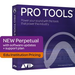 Avid Pro Tools EDU Institute