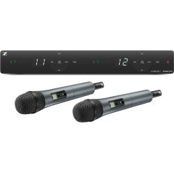 Sennheiser XSW 1-825 DUAL E-Band Vocal Set