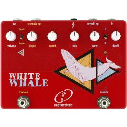 Crazy Tube Circuits White Whale 3-Feder-Hall-Tank