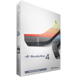 PreSonus Studio One 4 Professional EDU