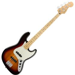 Fender Player Jazz Bass MF 3TS E-Bassgitarre