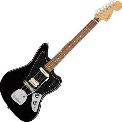 Fender Player Jaguar PF BLK E-Gitarre