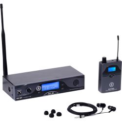 MIM 20 UHF Stereo In-Ear System