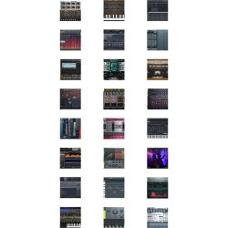 IMAGE-LINE FL Studio 20 - All PlugIn Bundle - Lizenz Code