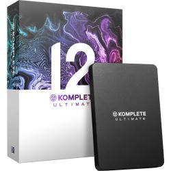 Native Instruments KOMPLETE 12 Ultimate Upgrade K Select