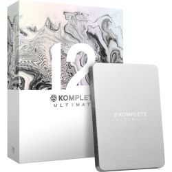 Native Instruments KOMPLETE 12 U Collectors Edition UPG KU8-12