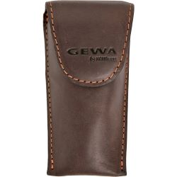 Gewa Mundstücktasche Trompete Single brown Crazy Horse