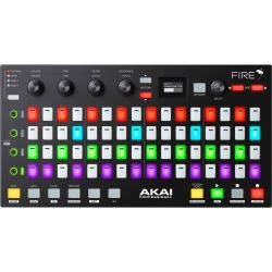 Akai Professional Fire mit FL Studio Fruity Fire