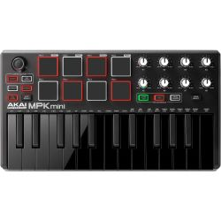Akai MPK mini MK2 schwarz Ltd. Edition