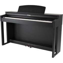 GEWA Digitalpiano UP-360G Schwarz matt Made in Germany