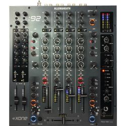 Allen & Heath Xone 92 black B-Ware