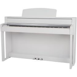 GEWA Digitalpiano UP-280G Weiß matt B-Ware