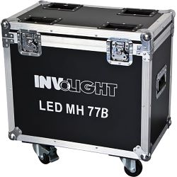Involight Flight Case für 2 x LEDMH77 / 127
