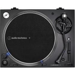 Audio Technica Plattenspieler AT-LP140XP schwarz