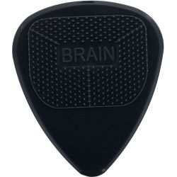 dAndrea Snarling Dogs Brain Nylon 1.00mm grau einzeln
