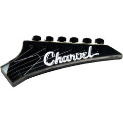 Charvel Headstock 3D Fridge Magnet