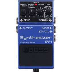 Boss SY-1 Gitarren Synthesizer