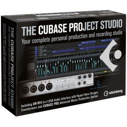 Steinberg The Cubase Project Studio EU