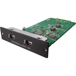 Universal Audio Apollo Thunderbolt 2 Option Card (Mac/Win)