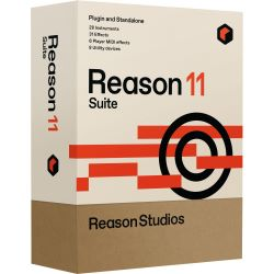 Reason Studios - Reason 11 Suite Upgrade