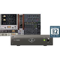Universal Audio UAD-2 Satellite TB3 OCTO Core
