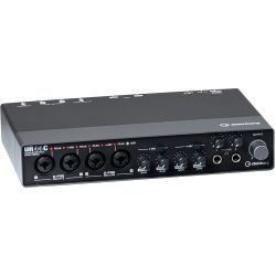 Steinberg UR44C USB 3 Audio Interface + iPad Support