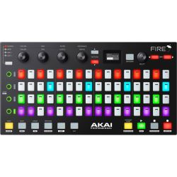 Akai Professional Fire ohne FL Studio Fruity Fire