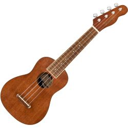 Fender Seaside Pack Sopran-Ukulele