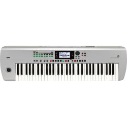 Korg i3 Workstation Silber