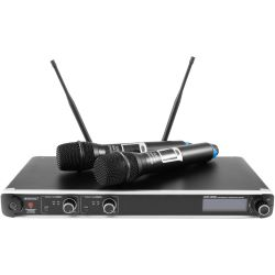 Wireless Systems for Handheld Microphones