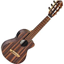 Ortega 1/8 Ukulele RGL5EB-CE Timber Series