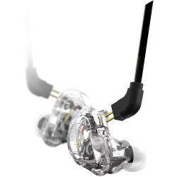 Stagg SPM-235 TR In-Ear Monitoring-Hörer transparent