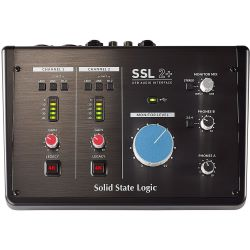 Solid State Logic SSL 2+ Audiointerface
