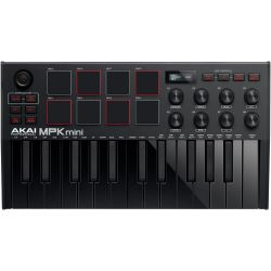 Akai Professional MPK mini MK3 Black