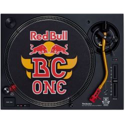 Technics SL-1210 MK7R RedBull Edition Limited