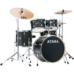 TAMA IE50H6W-BOW Imperial Star Black Oak Wrap 22'' Drum Set