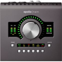 Universal Audio Apollo Twin MKII Duo Heritage Edition
