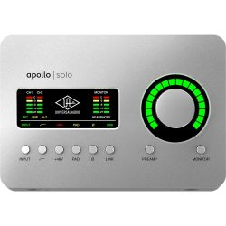 Universal Audio Apollo Solo TB3 Heritage Edition
