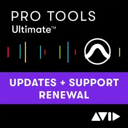 Avid Pro Tools Ultimate (Update & Support Plan) 12 Monate