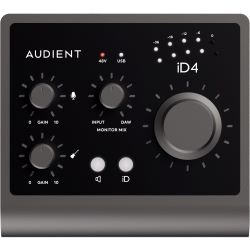 Audient iD 4 MKII