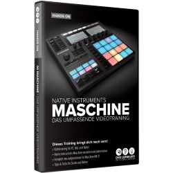 Hands On NI Maschine - das umfassende Videotraining