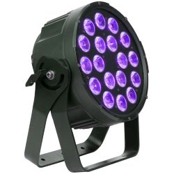 Vermietung - Elation Sixpar-300 LED Spot plus UV Licht LED's - Stk./Tag