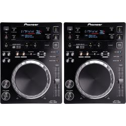 Vermietung - 2x Pioneer CDJ-350, Media Player - SET./Tag